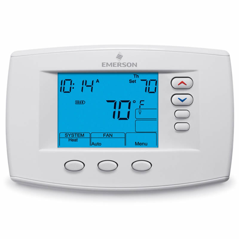 White-Rodgers White Rodgers Multi-Stage Programmable Thermostat (2 Heat / 2 Cool) at Sears.com