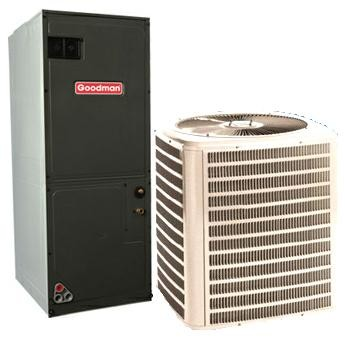 2.5 Ton Goodman (GMC) 13 SEER R-410A Air Conditioner Split System