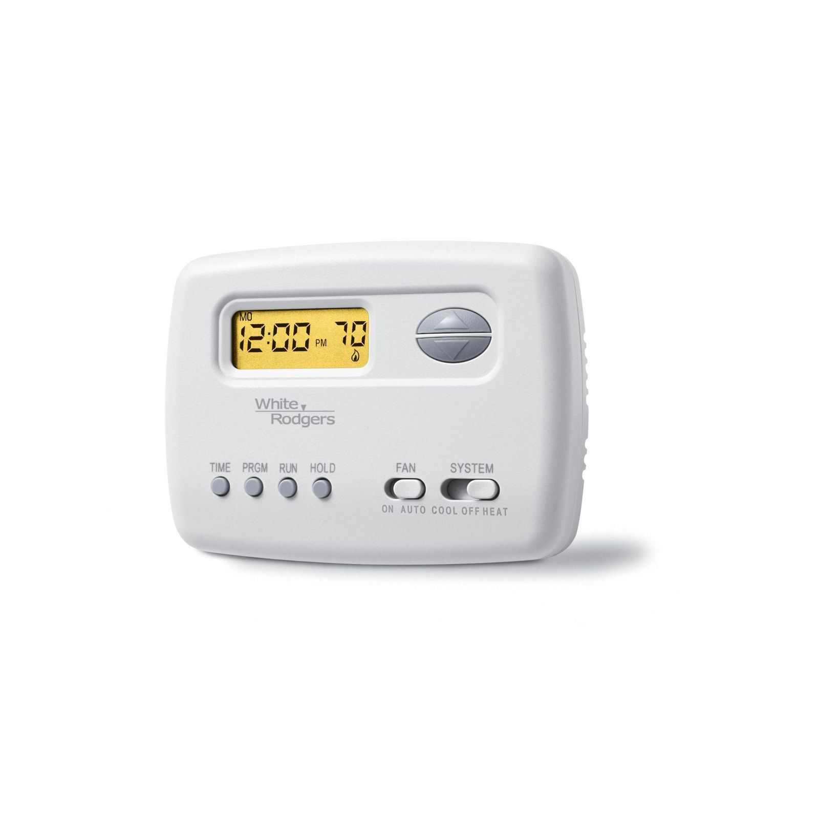 White Rodgers Single Stage Programmable Thermostat (1 Heat / 1 Cool)