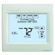 Honeywell Vision Pro 8000 Programmable/Non-Programmable Touchscreen Thermostat (3 Heat / 2 Cool)