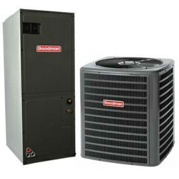 3 5 Ton Goodman 13 Seer R 410a Heat Pump Split System