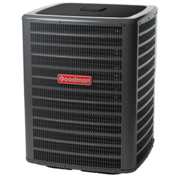 Air Condenser Coil : Ton goodman seer r a air conditioner condenser with