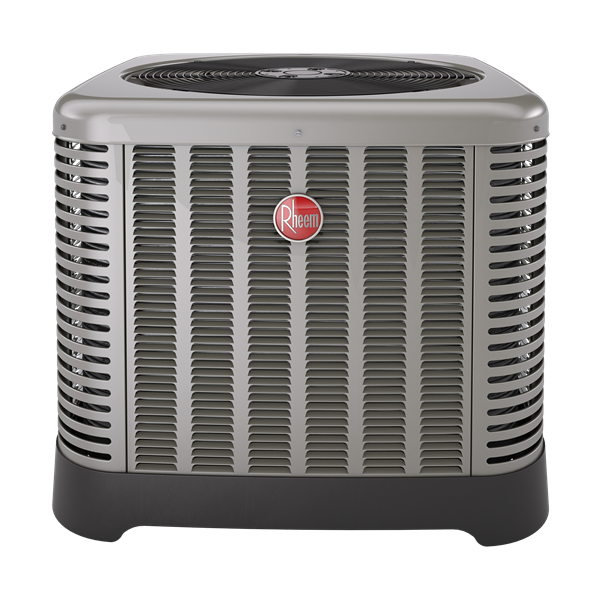 Air Condenser Coil : Ton rheem seer r a air conditioner condenser with