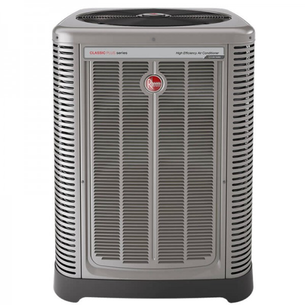 5 Ton Rheem 16 Seer R410a Two Stage Variable Speed Air