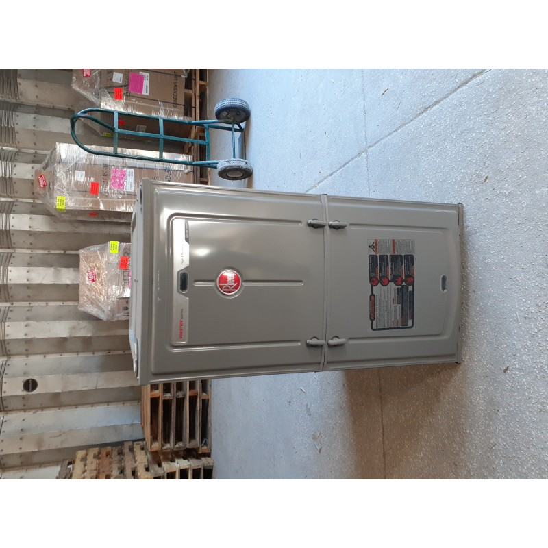 "Scratch & Dent: Rheem 96% AFUE 56,000 BTU Two-Stage Variable Speed Multi-Position Gas Furnace - 17.5"" Wide"