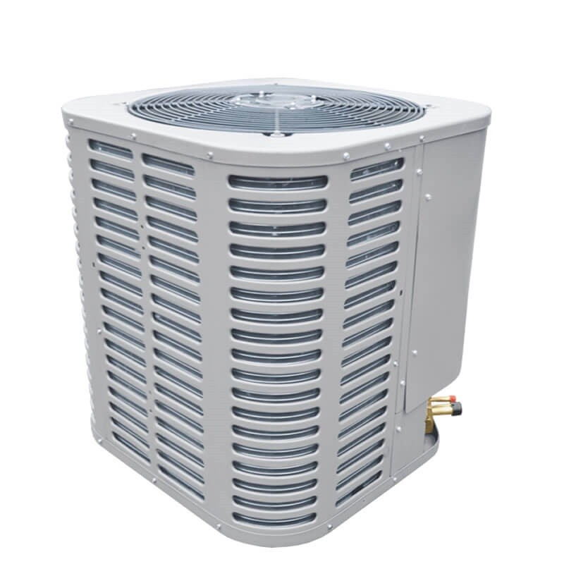 Product Title2 5 Ton Ameristar by Trane 14 SEER R410A Heat Pump  CondenserSubtitleOutdoor Electric AC Condensing Unit, Made By Ingersoll  Rand, Part of