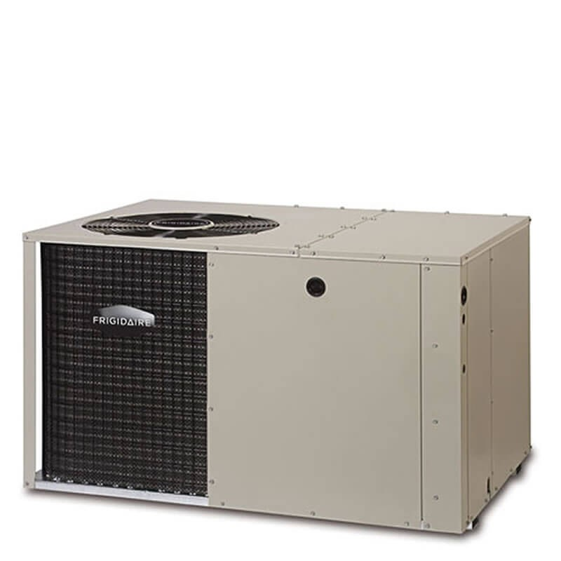 Air Conditioner Package Unit Section : Ton frigidaire seer r a air conditioner packaged