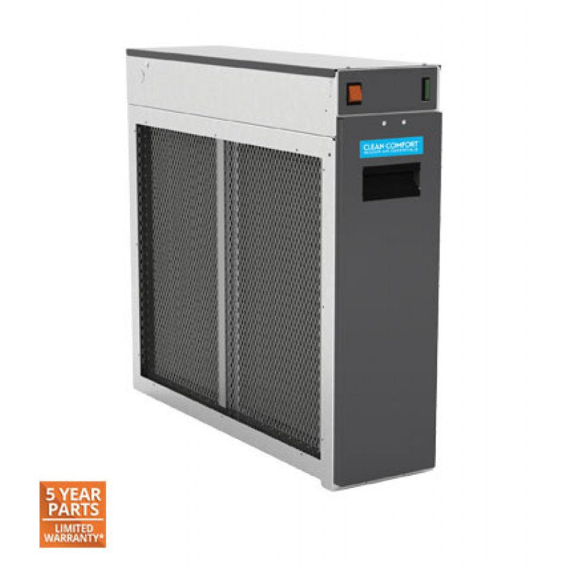 """Goodman Whole House High Efficiency Electronic Air Filtration System:  20"""" x 20"""" x 5"""""""