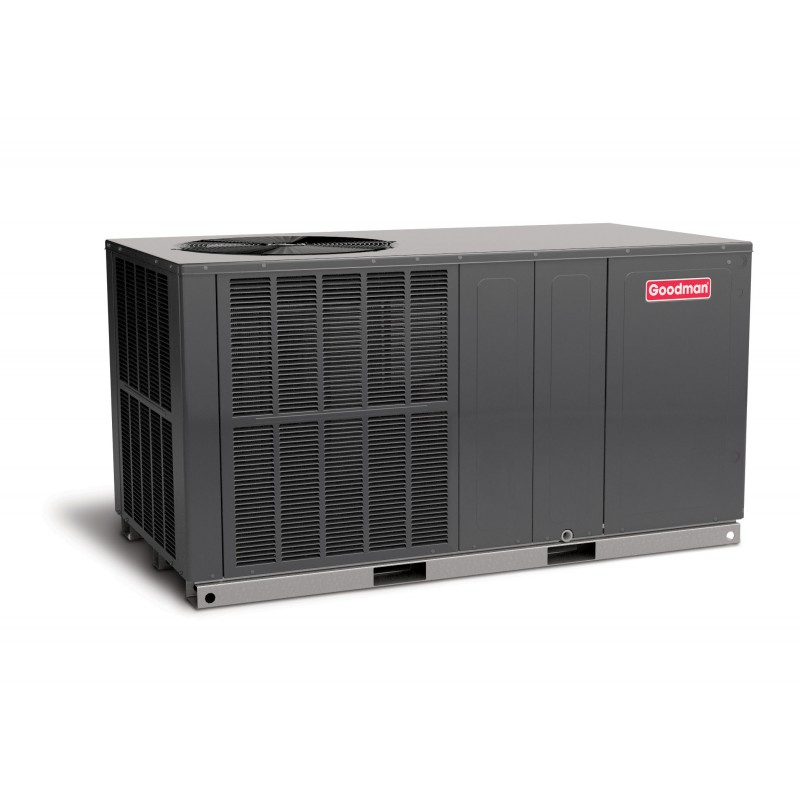 5 Ton Goodman 14 Seer R 410a Air Conditioner Package Unit