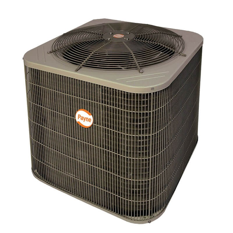 3 5 Ton Payne By Carrier 14 Seer R410a Heat Pump Condenser