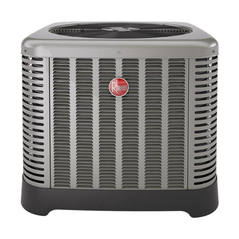 3 Ton Rheem 16 Seer R 410a Air Conditioner Condenser