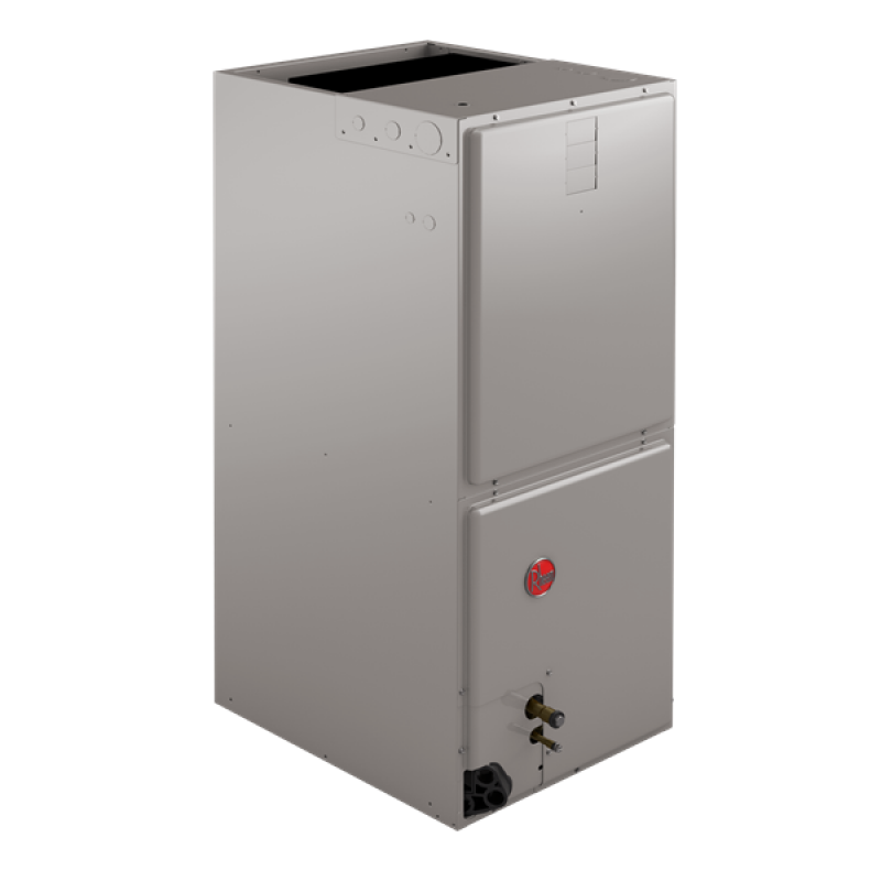 "4 Ton Rheem R410A Multi-Position Variable Speed Air Handler (21"" Wide)"