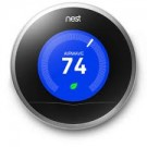 Nest Learning Wi-Fi Third Generation Learning Thermostat (3 Heat/2 Cool)