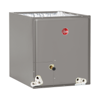 """3.5 and 4 Ton Rheem R410A Multi-Position Cased Evaporator Coil (21"""" Wide)"""