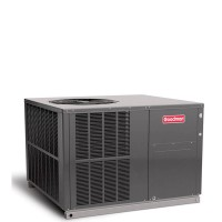 2.5 Ton Goodman 15.5 SEER R-410A 81% AFUE 80,000 BTU Two-Stage Gas/Electric Packaged Unit