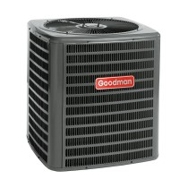 2 Ton Goodman 16 SEER R410A Two-Stage Heat Pump Condenser