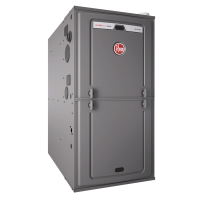"Rheem 92% AFUE 84,000 BTU Single Stage Multi-Position Gas Furnace (Classic Series) - 21"" Wide"