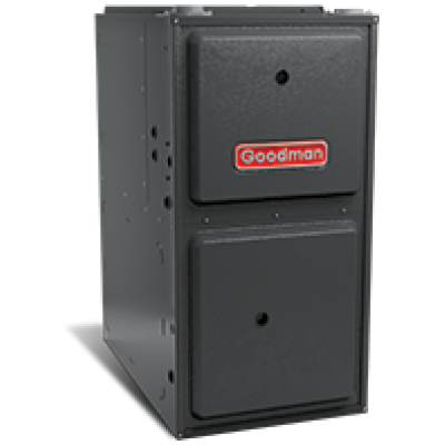 Goodman 92% AFUE 40,000 BTU Upflow/Horizontal Single Stage Gas Furnace (GMSS92 Series)