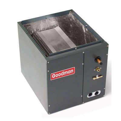 "3 and 3.5 Ton Goodman R-22 Vertical Cased Evaporator Coil (21""W)"