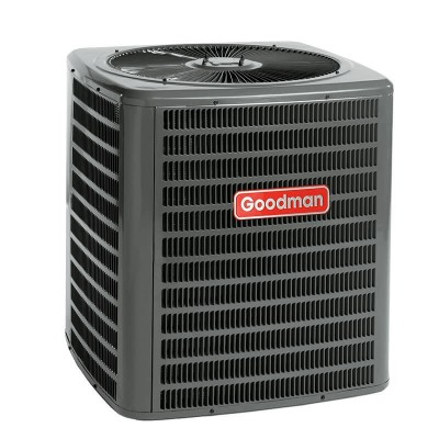 2 Ton Goodman 18 SEER R410A Two-Stage Air Conditioner Condenser
