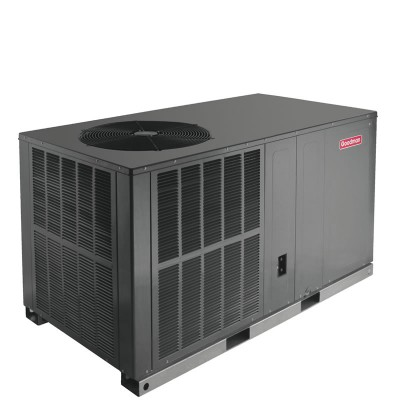 3.5 Ton Goodman 15 SEER R410A Air Conditioner Packaged Unit (GPC15 Series)