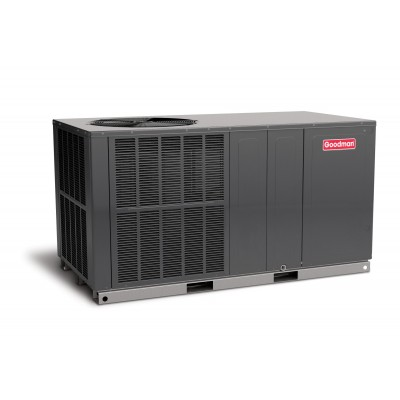 3 Ton Goodman 14 SEER R-410A Air Conditioner Packaged Unit (GPC14 Series)