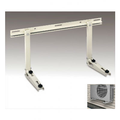Daikin Wall Mount Bracket for Ductless Mini-Split Outdoor Condenser Units (500lb Capacity)