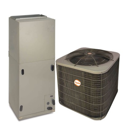 1.5 Ton Payne by Carrier 16 SEER R410A Air Conditioner Split System