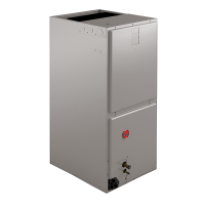 "3 Ton Rheem R410A Multi-Position High Efficiency Air Handler (17.5"" Wide)"