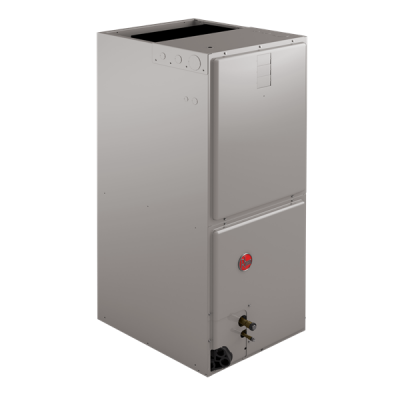 "4 Ton Rheem R410A Multi-Position High Efficiency Air Handler (24.5"" Wide)"