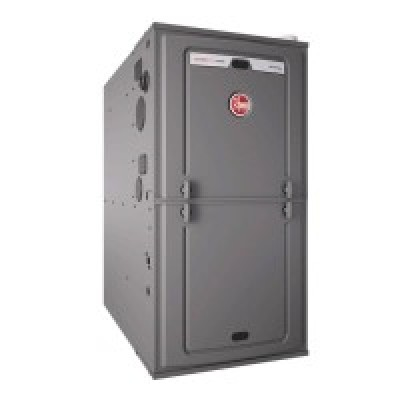 "Rheem 96% AFUE 70,000 BTU Two-Stage Multi-Position Gas Furnace (Classic Series) - 17.5"" Wide"