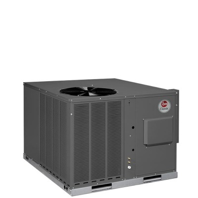 3.5 Ton Rheem 14 SEER R410A 81% AFUE 80,000 BTU Gas/Electric Packaged Unit