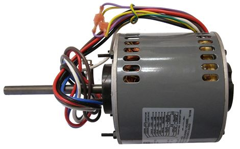 tips for replacing a universal condenser fan motor pic